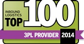 view 2014 Top 100 3PL Provider